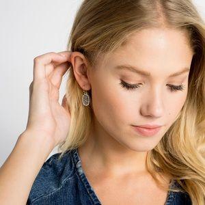 Kendra Scott — Silver drop earrings — NEW